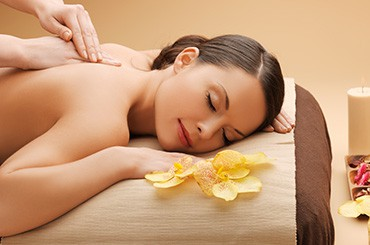Massage Therapy to treat stress